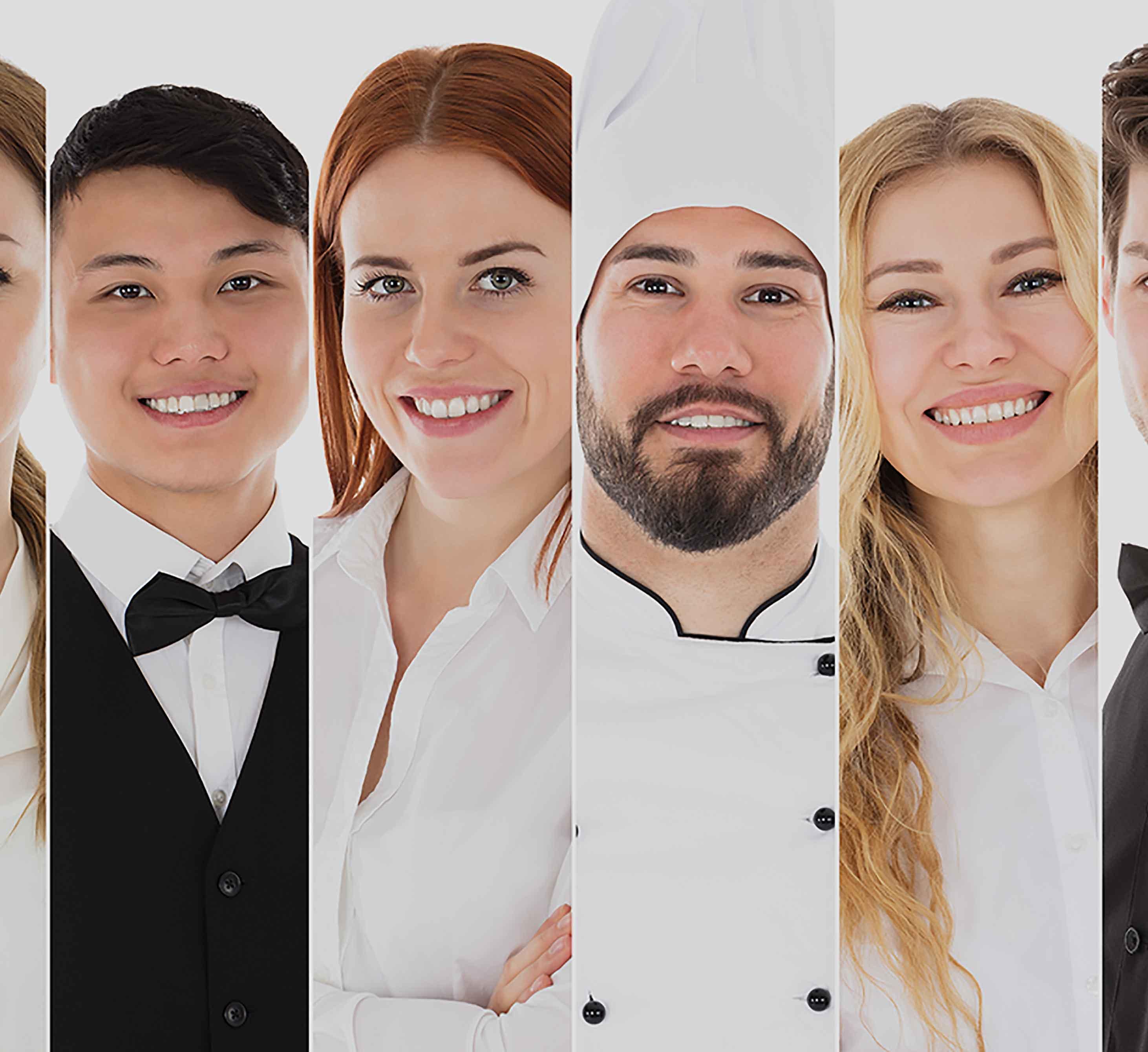 chefs creating marketing plan